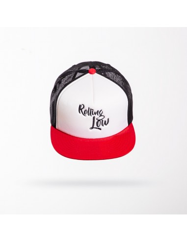 Gorra Rolling Low Truck Style Red